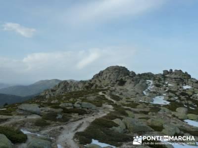 Ruta por el valle de Fuenfría, Siete Picos; ruta de los pescadores arenas de san pedro
